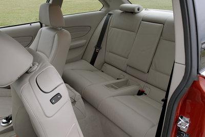2009 BMW 1-Series 135i Coupe Interior