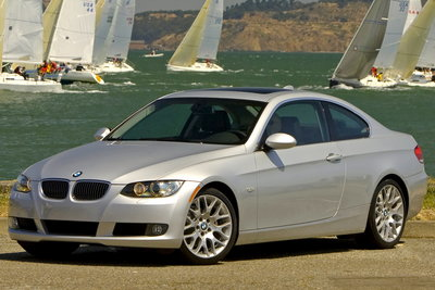 2009 BMW 3-Series Coupe
