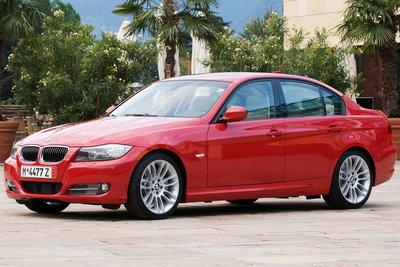 2009 BMW 3-Series 335d Sedan