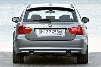 2009 BMW 3 Series Wagon