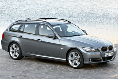 2009 BMW 3-Series Wagon