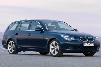 2009 BMW 5-Series Sport Wagon