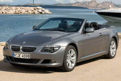 2009 BMW 6-series Convertible