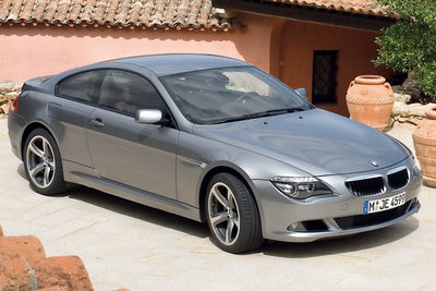 2009 BMW 6-series Coupe