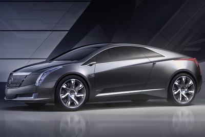 2009 Cadillac Converj