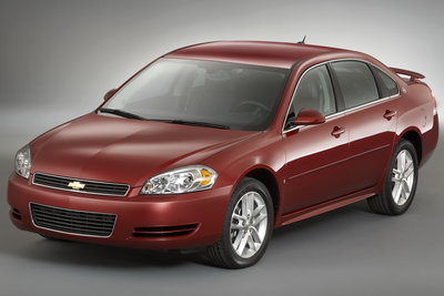 2009 Chevrolet Impala 50th Anniversary Edition