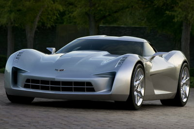 2009 Chevrolet Stingray Concept