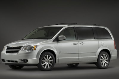 2009 Chrysler Grand Voyager 25th Anniversary Edition