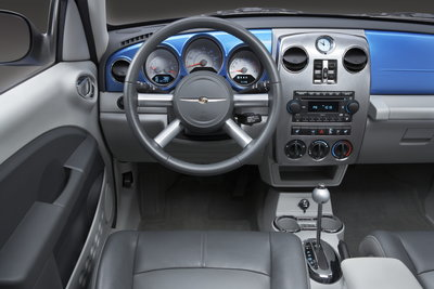 2009 Chrysler PT Cruiser Instrumentation