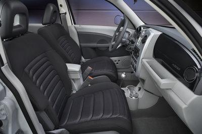 2009 Chrysler PT Cruiser Interior