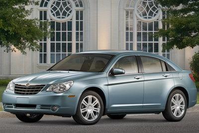 2009 Chrysler Sebring Sedan