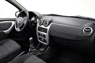 2009 Dacia Logan MCV Interior