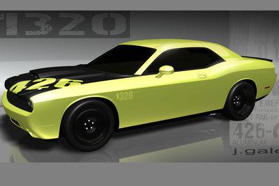 2009 Dodge Challenger 1320