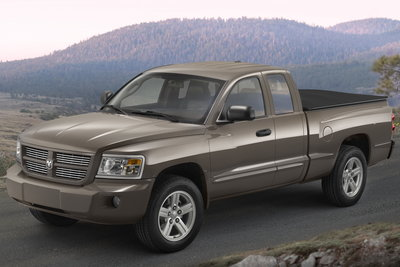 2009 Dodge Dakota Extended Cab
