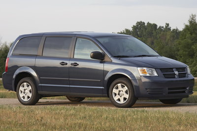 2009 Dodge Grand Caravan Cargo Van