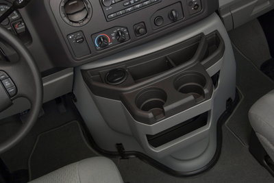 2009 Ford E-Series Wagon Interior