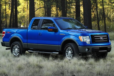 2009 Ford F-150 FX4 SuperCab