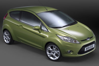 2009 Ford Fiesta 3-door