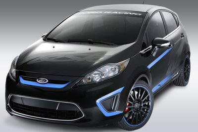 2009 Ford Fiesta by Ford Racing and Steeda Autosports