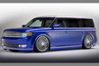 2009 Ford Flex by Falken Tire