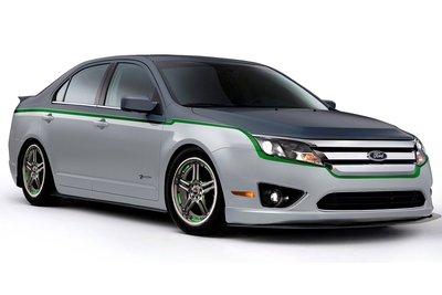 2009 Ford Fusion Hybrid by M&J Enterprises