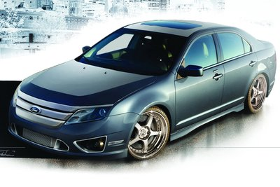 2009 Ford Fusion Sport by Aaron Vaccar Signature Series