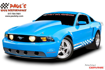 2009 Ford Mustang by Paul's High Performance