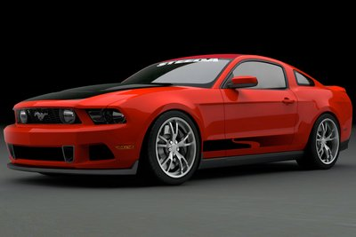 2009 Ford Mustang by Steeda Autosports
