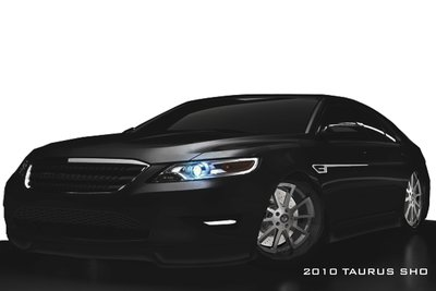 2009 Ford Taurus SHO by Mobsteel