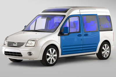 2009 Ford Transit Connect Family One