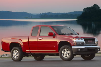 2009 GMC Canyon Extended Cab