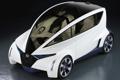 2009 Honda Personal-Neo Urban Transport (P-NUT)
