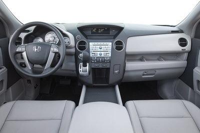 2009 Honda Pilot EX-L Instrumentation