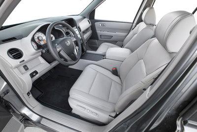 2009 Honda Pilot EX-L Interior