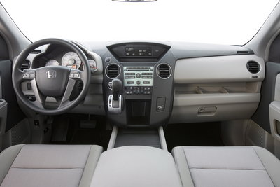 2009 Honda Pilot EX Instrumentation