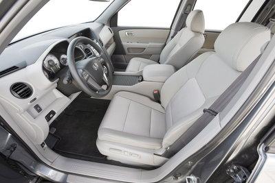 2009 Honda Pilot EX Interior
