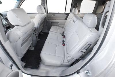 2009 Honda Pilot Touring Interior