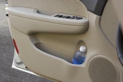 2009 Hyundai Elantra Touring Interior