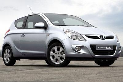 2009 Hyundai i20 3d