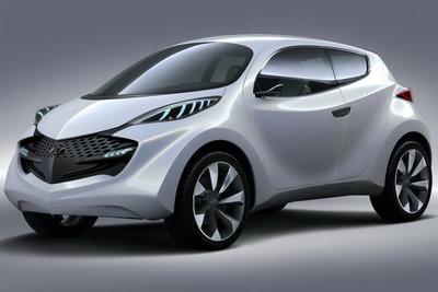 2009 Hyundai ix-Metro