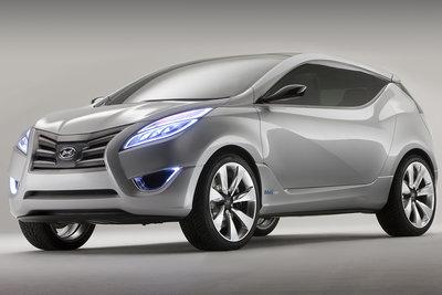 2009 Hyundai Nuvis