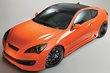 2009 Hyundai RIDES/LUX Motorwerks Hyundai Genesis Coupe