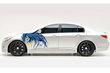 2009 Hyundai Street Concepts Genesis Sedan 4.6-liter Tau V8