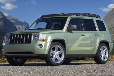 2009 Jeep Patriot EV