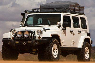 2009 Jeep Wrangler Overland