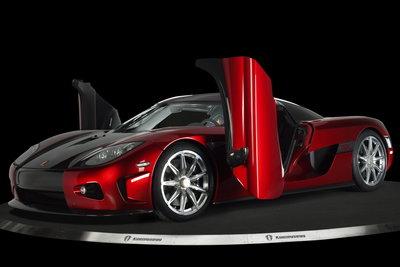 2009 Koenigsegg CCX