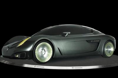 2009 Koenigsegg NLV Quant