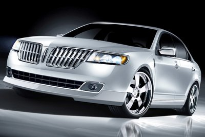 2009 Lincoln MKZ by 3dCarbon
