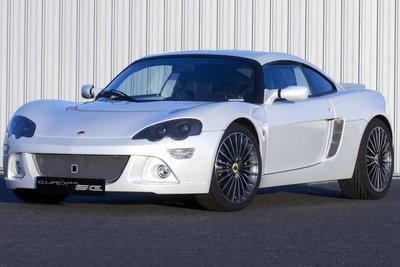2009 Lotus Europa