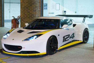 2009 Lotus Evora Type 124 Endurance Racer